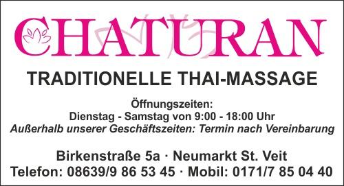 Thai massage neumarkt