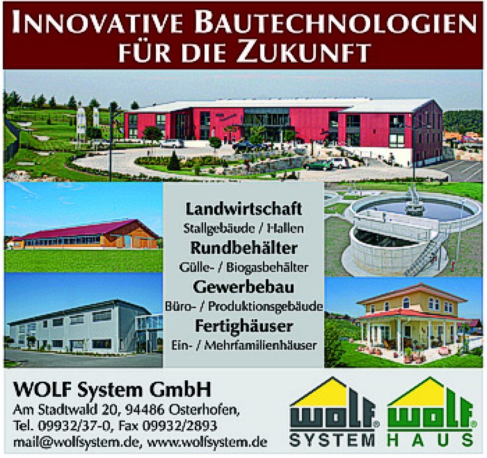 Emejing Wolf System Haus Ideas - Einrichtungs & Wohnideen 2018 ...