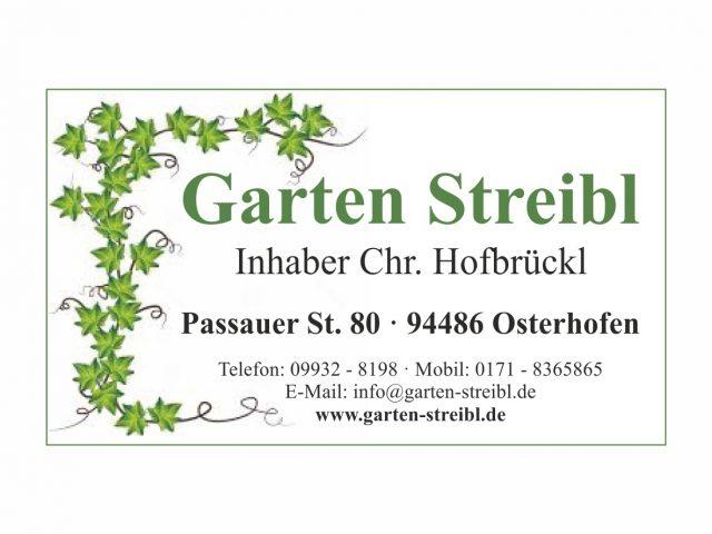Garten Streibl