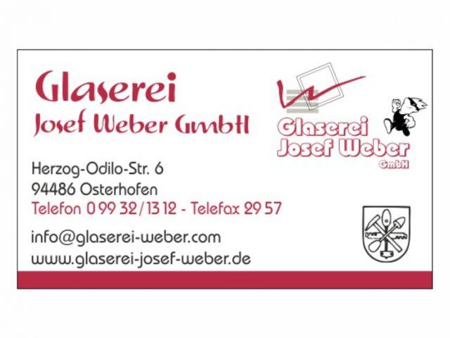 Glaserei Josef Weber GmbH